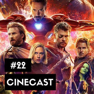 image S01E22 - Avengers : Infinity War, Comme Des Garçons & Foxtrot