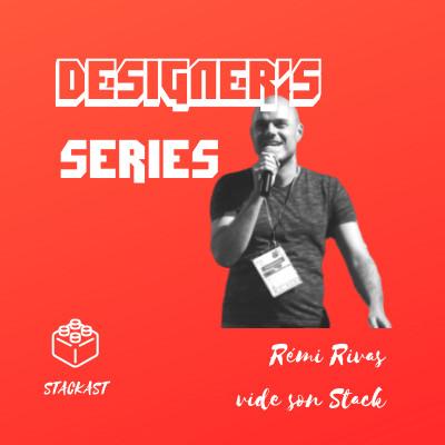 La Stack d'un consultant designer • Rémi Rivas vide son Stack cover