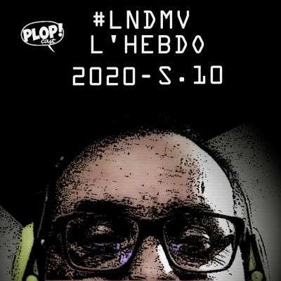 Hebdo-2020-S10 - Les Jeux Vidéos de mon enfance.