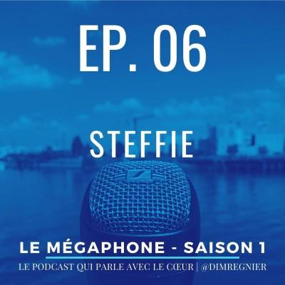 Ép. 06 - Steffie, sa harpe et Anathema cover