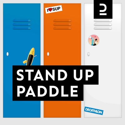 #2 Stand Up Paddle cover