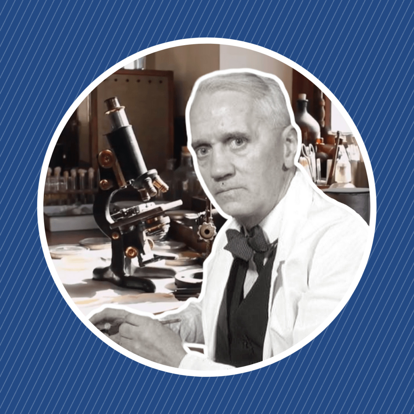 Alexander Fleming, la révolution des antibiotiques