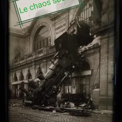 Le Chaos Social de Léo #12 - LSS#08: On ne peut pas être et avoir été… cover