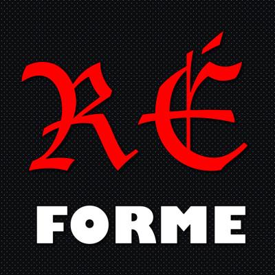 Réforme -04 - Pergame | Fabien Boinet cover