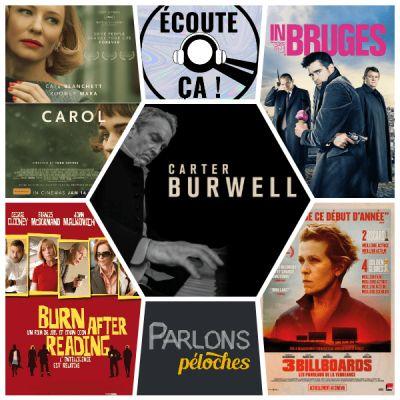 image Ep 47 : Les BO de Carter Burwell (les frères Coen, Martin Mc Donagh...) Feat. Béa de Parlons Péloches