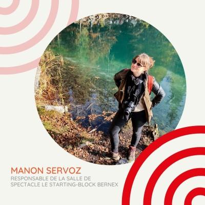 EP#32 Manon Servoz : les feux de la rampe cover