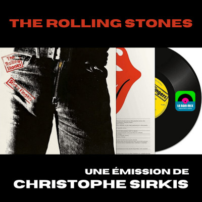 CHRISTOPHE SIRKIS - Rolling Stones SB#10 - 03.07.21 cover