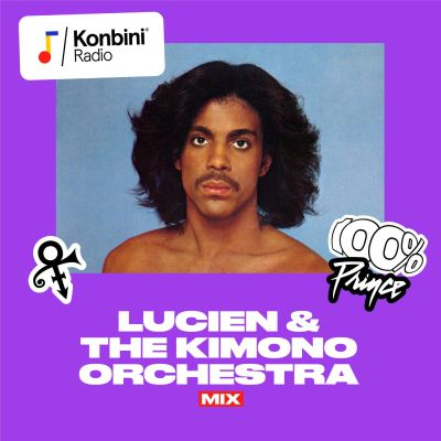 image 100% Prince mixed by Lucien & The Kimono Orchestra