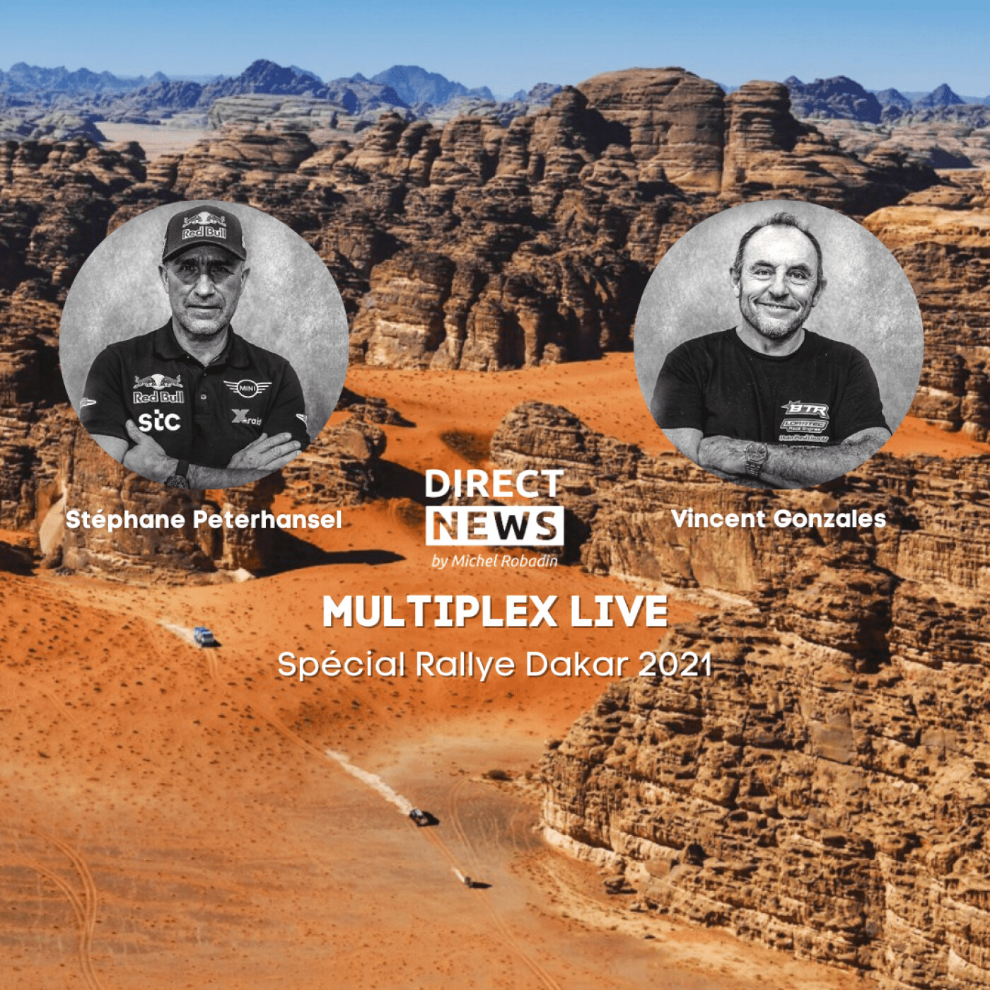 MultiplexLive Spécial Dakar 2021