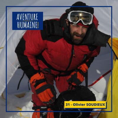 #31 - 🎙Olivier SOUDIEUX 🚣🏻♀️- De Capgemini à l'Himalaya, vivre dans l'incertitude ! cover