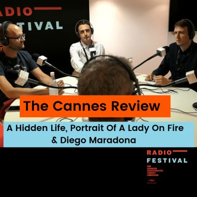 image A Hidden Life, Portrait of a lady on Fire and Diego Maradona - 20th May