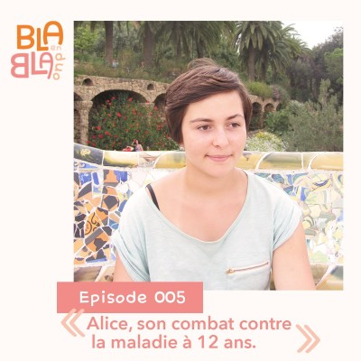 Alice, son combat contre la maladie à 12 ans cover
