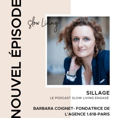 #22 Barbara Coignet - Fondatrice de l'agence 1.618 Paris cover