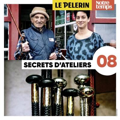 """Liza (Pyrénées-Atlantiques) : """"Le makhila, bien plus qu'un bâton de marche"""" cover"""