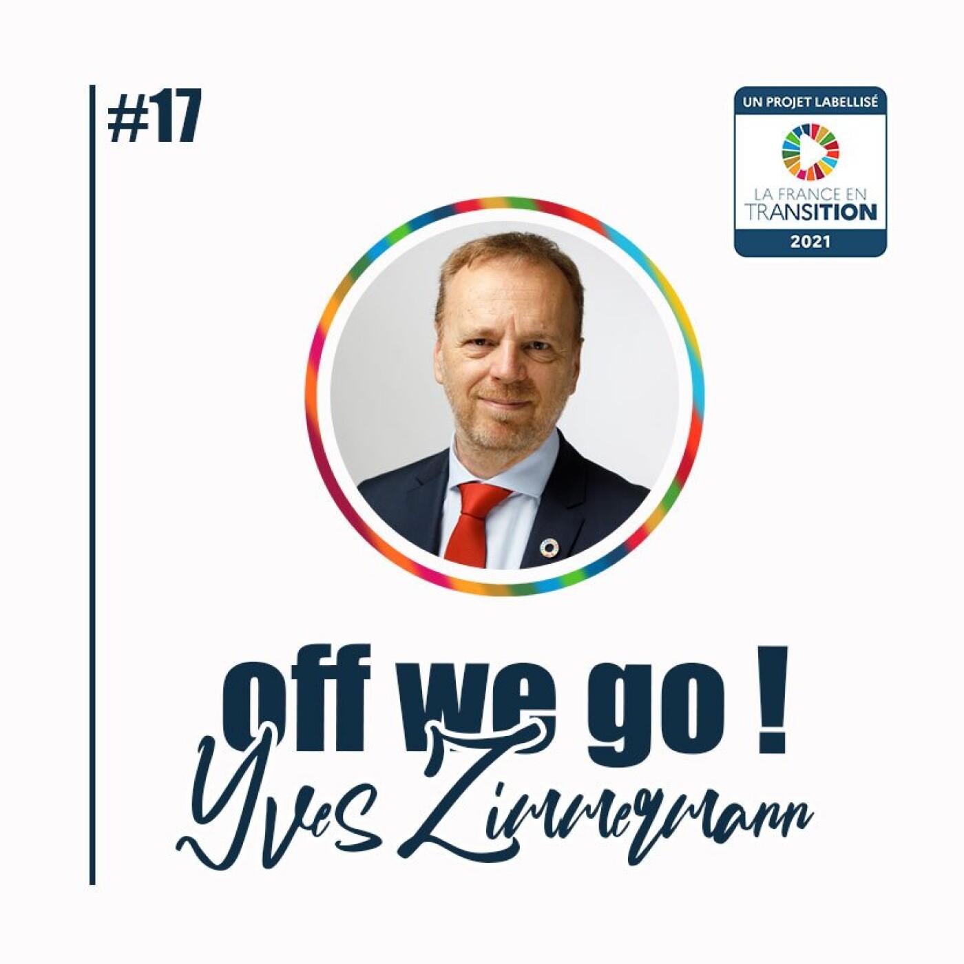 Comment une ville s'empare des ODD - Yves Zimmermann (Ville de Strasbourg)