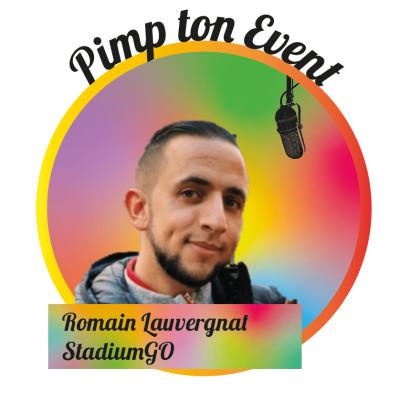 #6 Romain Lauvergnat - Stadium Go, le covoiturage spécialisé pour les supporters cover