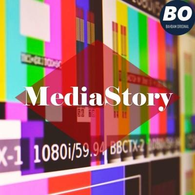 MediaStory #1 Thierry Ardisson : éclairage sur l'homme en noir cover