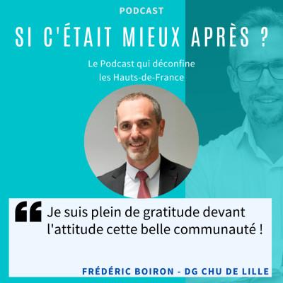 image #44 - Frédéric Boiron /// CHU de Lille - Le deuxième meilleur hôpital de France face au Covid19 !