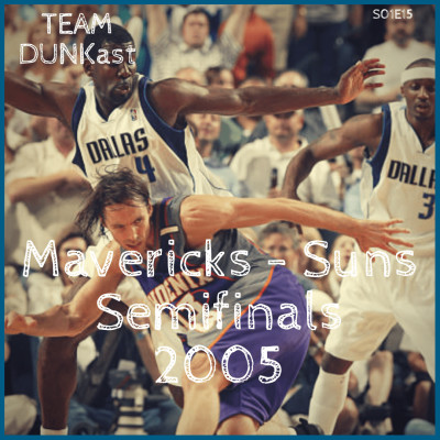 image Team Dunkast - Mavs vs Suns SemiFinals 2005