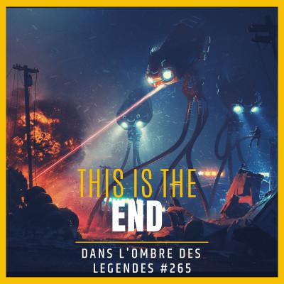 Dans l'ombre des légendes-265 This is the end... cover