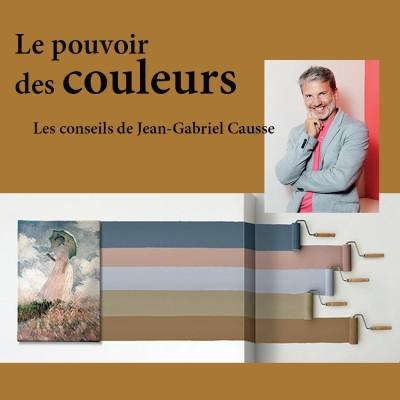 Le pouvoir des couleurs dans nos intérieurs : les conseils de Jean-Gabriel Causse cover