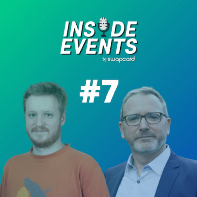 Using AI to Personalize Events  with Stephan Forseille of EasyFairs & Vincent Kurta of Swapcard cover