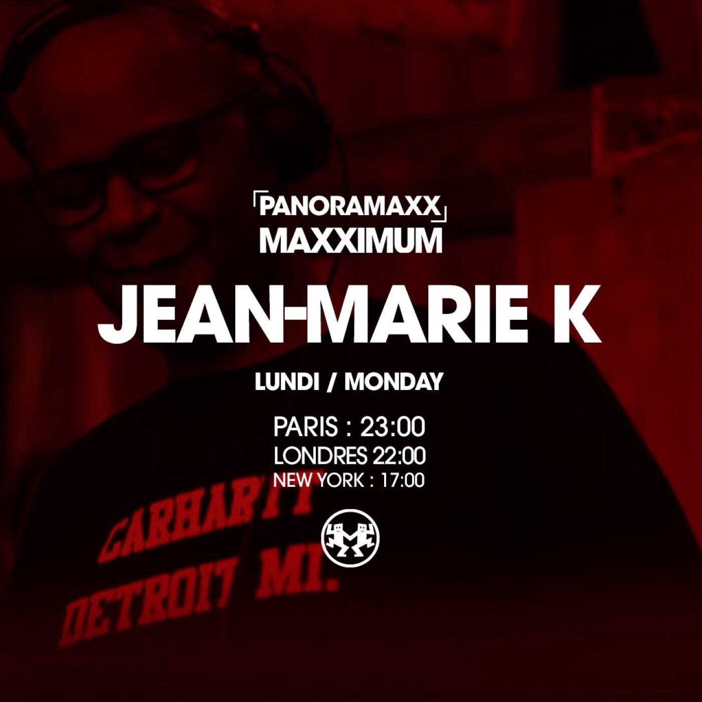 PANORAMAXX : JEAN MARIE K