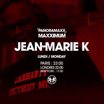 PANORAMAXX : JEAN MARIE K cover