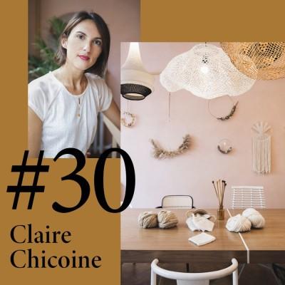 """image #30 Claire Chicoine (Seize) """"La créativité est une parenthèse enchantée"""""""