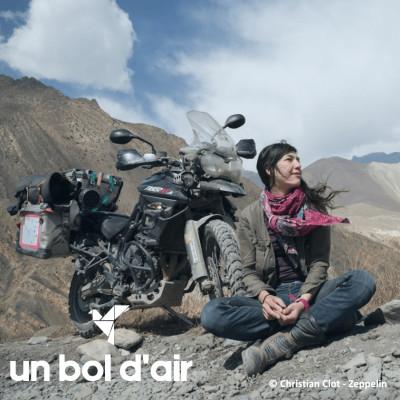 #55 - Mélusine MALLENDER - Voyage autour du monde à moto cover