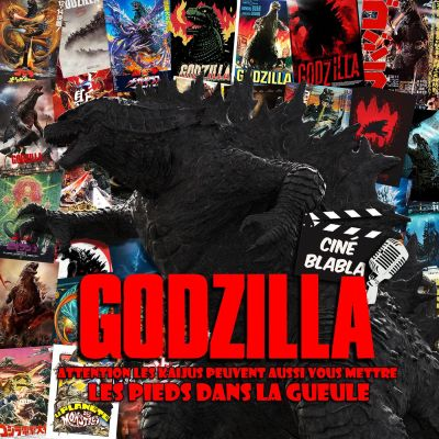 image Cinéblabla S02E08 : Godzilla