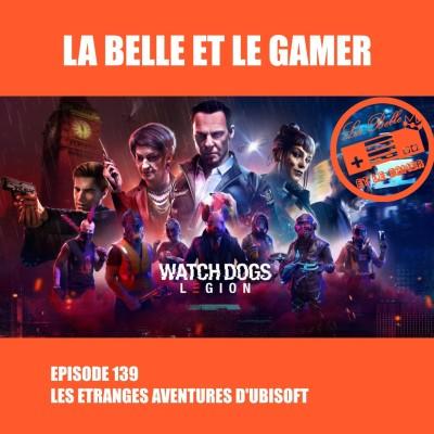 Episode 139: Les étranges aventures d'Ubisoft cover