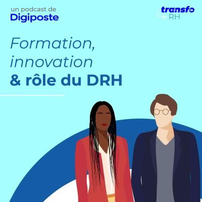 transfoRH- Episode #2 - Antoine Amiel - Formation, innovations et rôle du DRH moderne cover