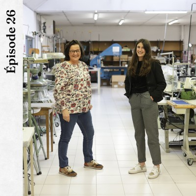 #26 | Karine Renouil-Tiberghien & Mathilde Blettery - Vive le tricot recyclé ! cover
