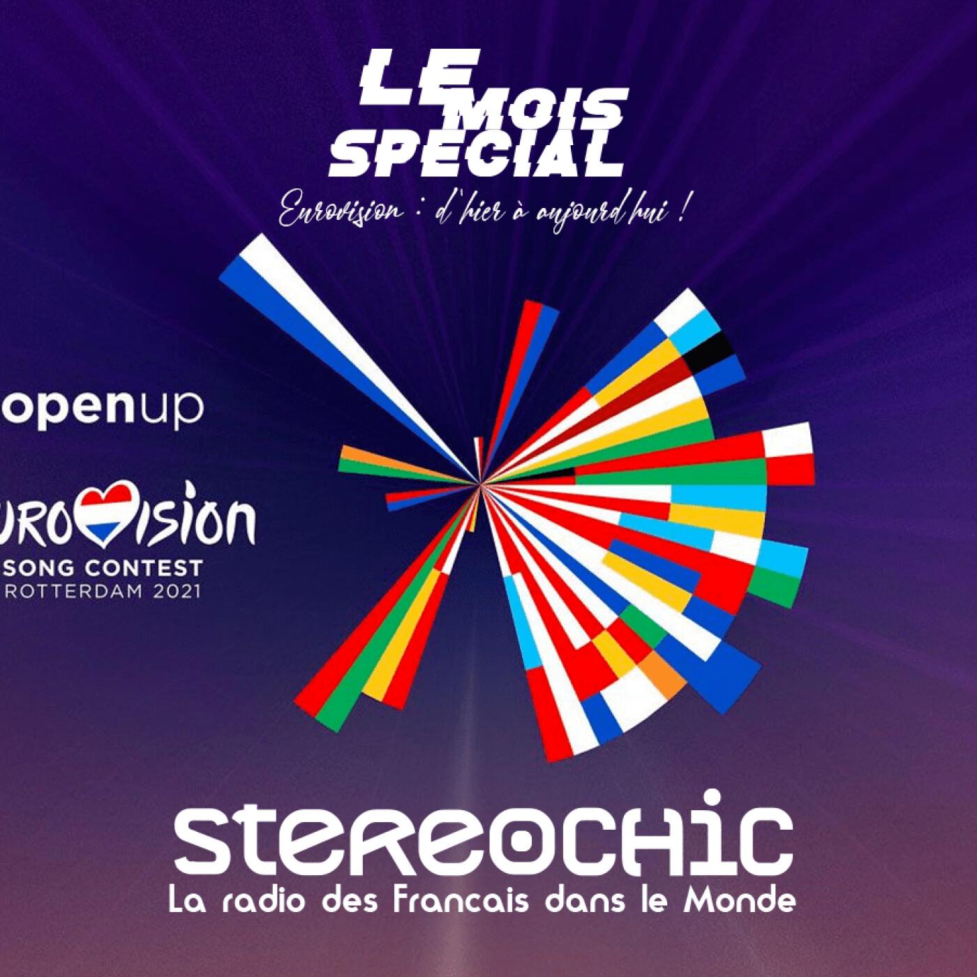 Mois Special Eurovision, Benoît parle des origines du concours - 26 04 21 - StereoChic Radio