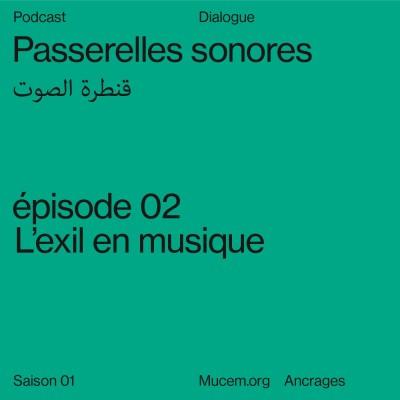#2 - L'Exil en musique cover