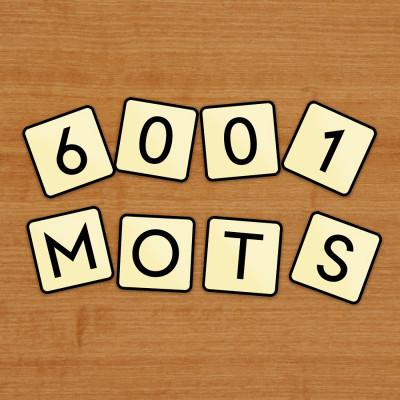 6001 mots cover