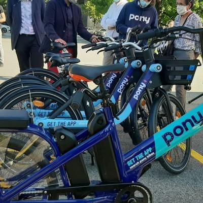 Pony, un nouveau service de location de vélo électrique sur Grenoble cover