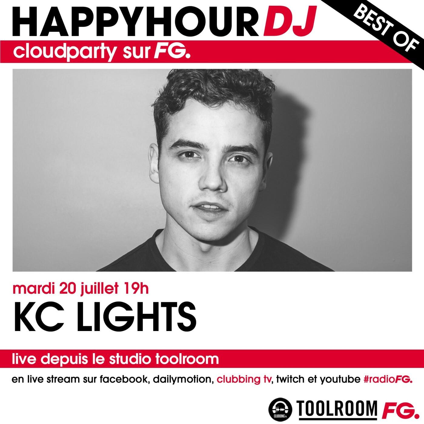 HAPPY HOUR DJ BEST OF : KC LIGHTS