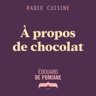 À propos de chocolat cover