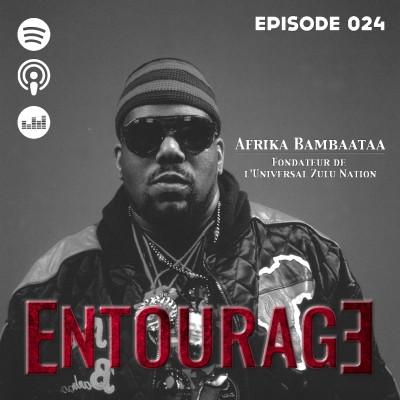 Afrika Bambaataa, le père fondateur du mouvement Hip-Hop. cover