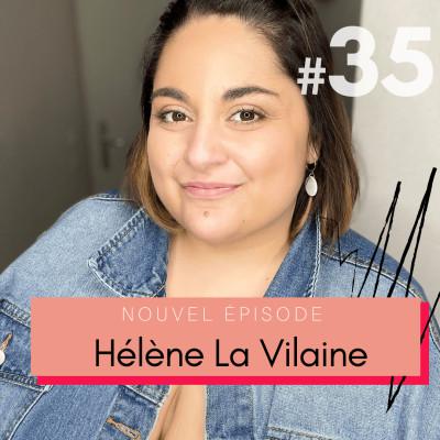 #35 Hélène : combattre l'obésité et vivre avec un lymphœdème - Partie 1/2 👊 cover