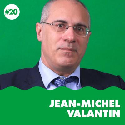 Épisode 20 - Géopolitique : vers des guerres climatiques ? Jean-Michel Valantin cover