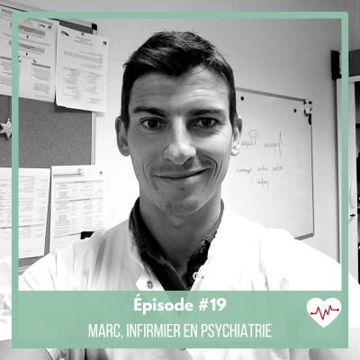 #19 : Marc, infirmier en psychiatrie cover