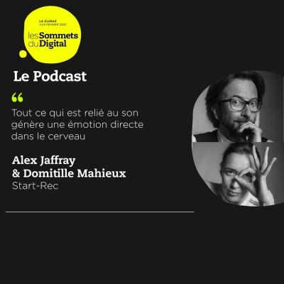 Alex Jaffray et Domitille Mahieux - Investir le terrain des émotions cover