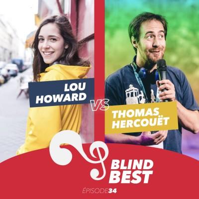 [n°34] Lou Howard vs. Thomas Hercouët : beau jeu, titres simples et politique cover