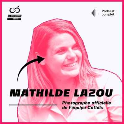 Mathilde L'Azou - La photographie au coeur de la communication du team Cofidis cover