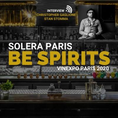 image Podcast Infosbar Inside #16 : Solera Paris présent à Be Spirits by Vinexpo Paris