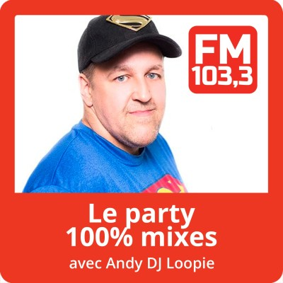 Image of the show Le party 100% mixes
