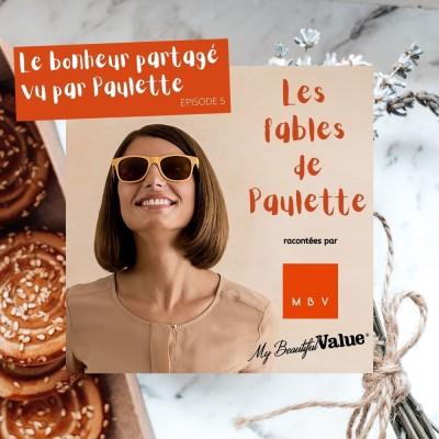 Episode 5 - Le bonheur partagé vu par Paulette cover